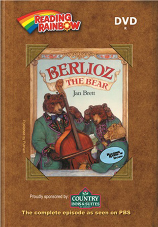 Berlioz the Bear Cover