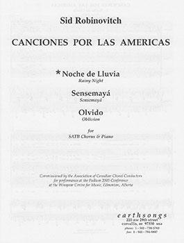 Canciones Por Las Amercas