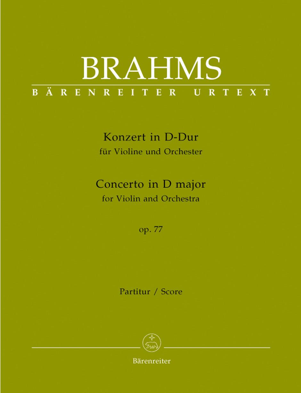 Concerto in D Major, Op. 77