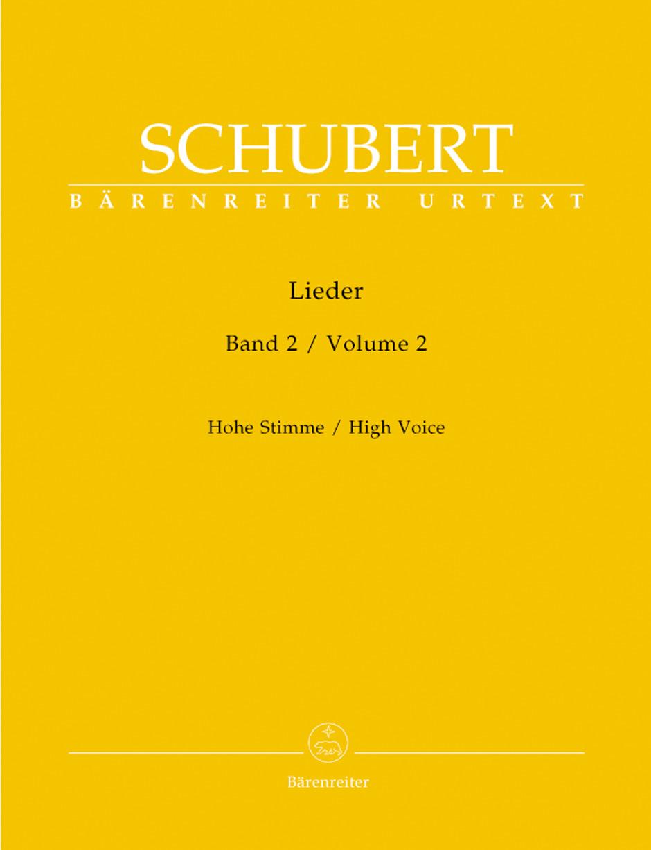Lieder, Vol. 2