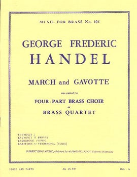 March and Gavotte