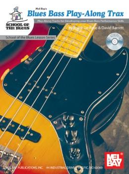 Blues Bass Play along Trax