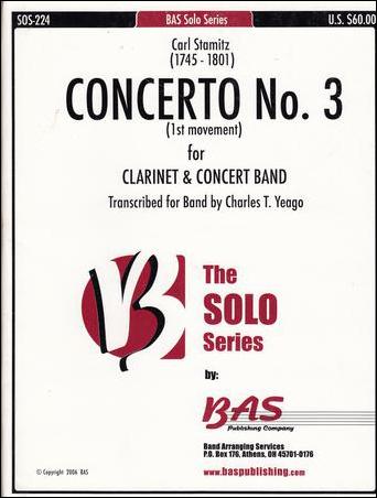 Concerto No. 3 Mvt 1
