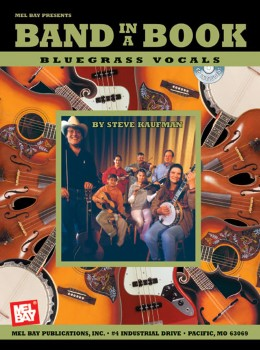 Band in a Book Bluegrass Vocals