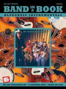 Band in a Book Bluegrass Instrumentals