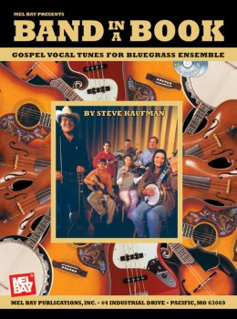 Band in a Book Gospel Vocal Tunes for Bluegrass Ensemble