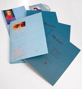 Three Piano Concertos, K. 453, K. 467, K. 488