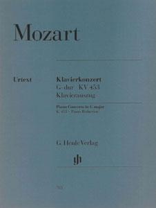 Piano Concerto in G Major, K. 453