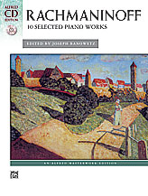 10 Selected Piano Works  Thumbnail