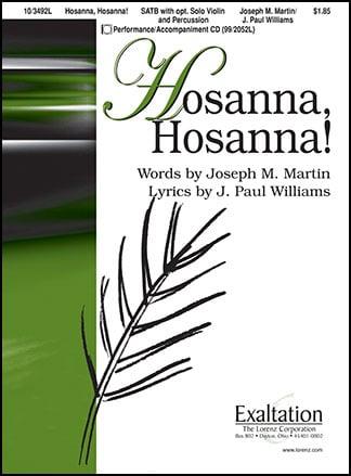 Hosanna, Hosanna