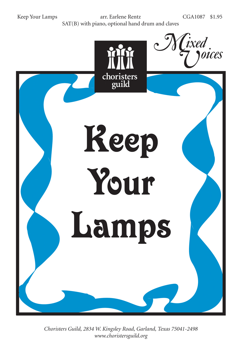 Keep Your Lamps