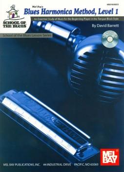 Blues Harmonica Method No. 1