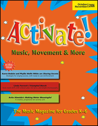Activate Magazine October 2006-November 2006