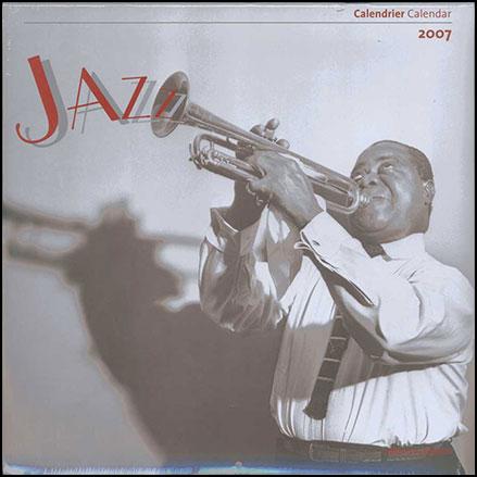 2007 Jazz Wall Calendar
