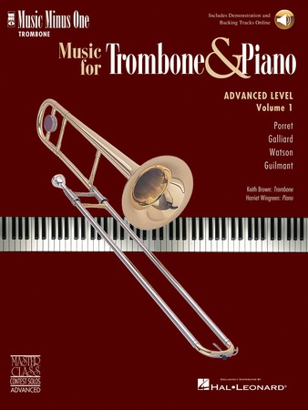 Advanced Trombone Solos No. 1