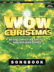 Wow Christmas.Wow Christmas By Various Artists J W Pepper Sheet Music