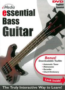 Essential Bass Guitar
