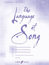 Language of Song