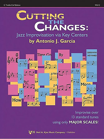 Cutting the Changes: Jazz Improvisation via Key Centers