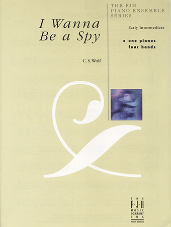 I Wanna Be a Spy