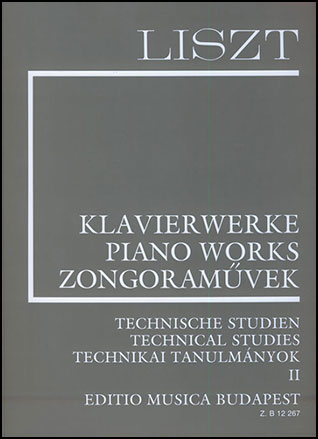 Piano Works Technical Studies, Vol. 2