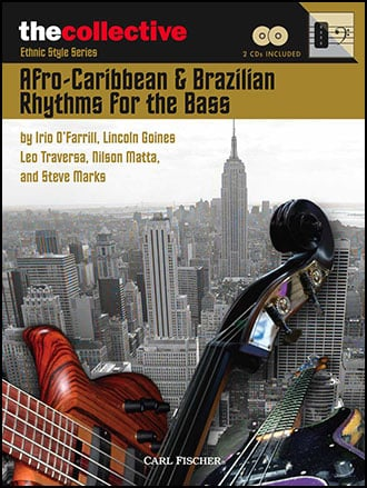 Afro Caribbean & Brazilian Rhythms for the Bass