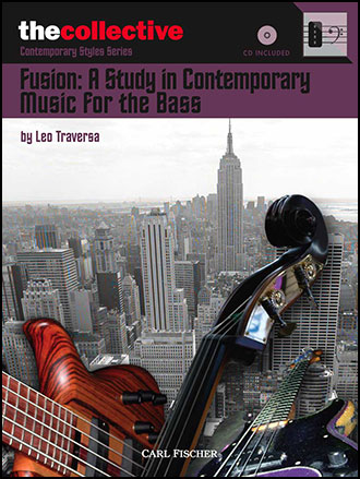 Fusion Study in Contemporary Music for the Bass