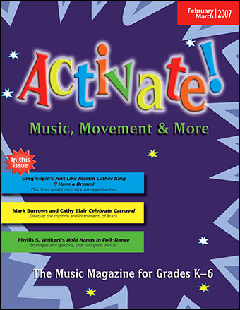 Activate Magazine February 2007-March 2007
