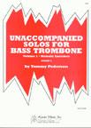 Unaccompanied Solos for Bass Trombone