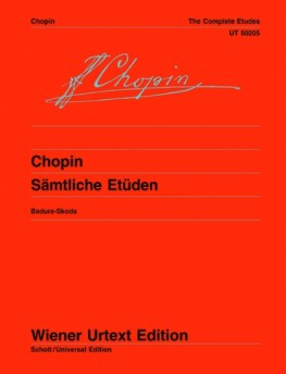 The Complete Etudes