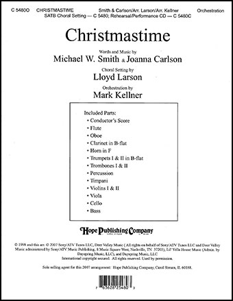 Christmastime  Cover