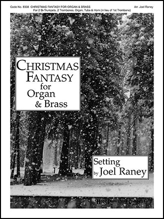 Christmas Fantasy for Organ and Brass