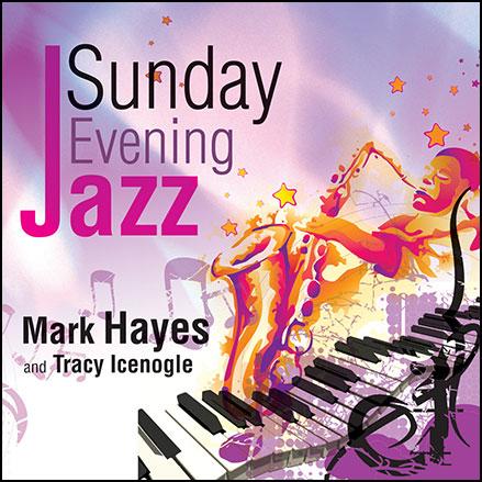 Sunday Evening Jazz  Cover