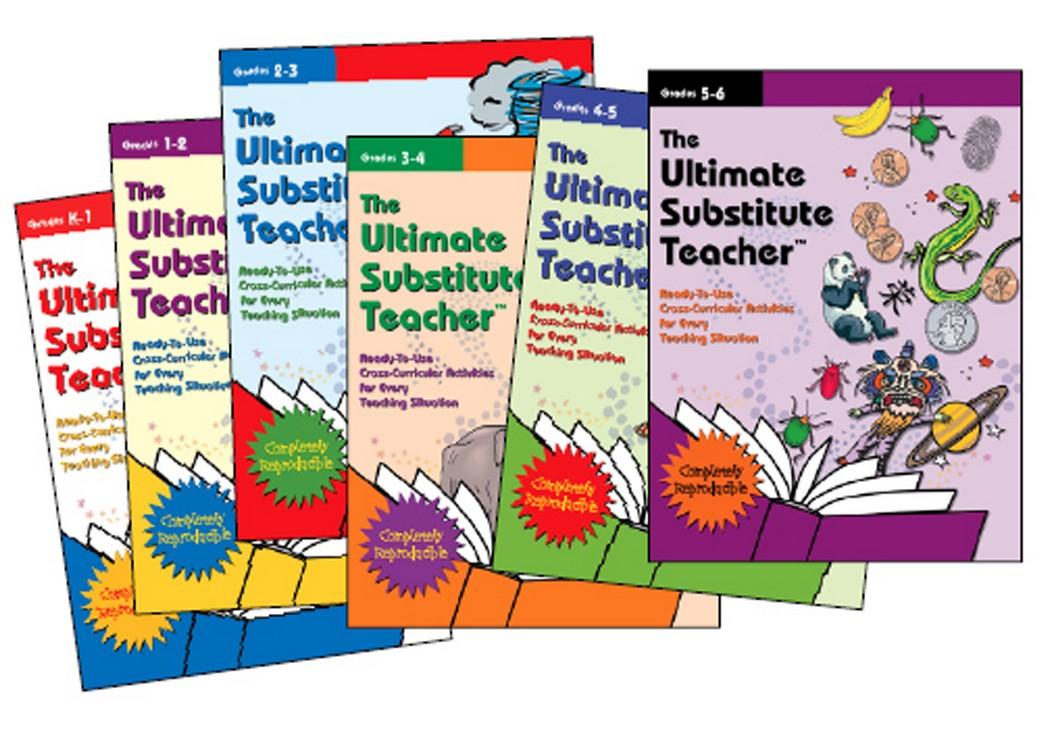 Ultimate Substitute Teacher