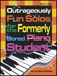 Outrageously Fun Solos No. 1