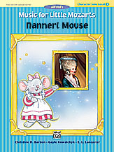 Music for Little Mozarts Nannerl Mouse