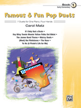 Famous and Fun Pop Duets Thumbnail
