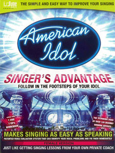 American Idol Singer's Advantage