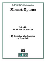 15 Songs from the Operas of