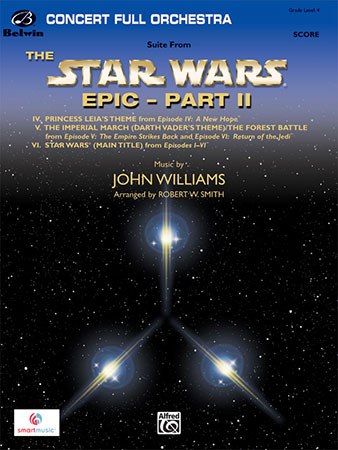 The Star Wars Epic - Part II