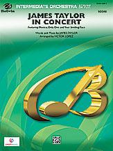 James Taylor in Concert