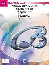 Belwin Beginning Band Kit No. 3