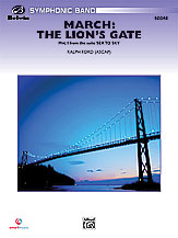 March: the Lion's Gate