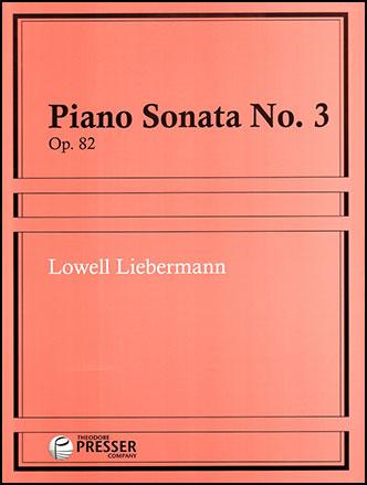 Piano Sonata No. 3 Op. 82