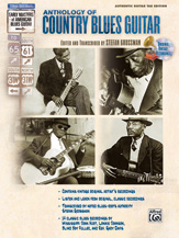 Anthology of Country Blues Guitar
