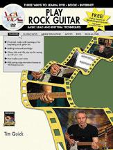 Play Rock Guitar Basic Lead and Rhythm Techniques
