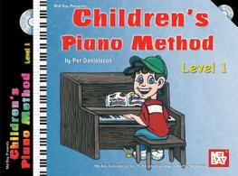 Childrens Piano Method No. 1