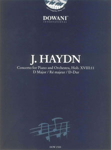 Piano Concerto in D Major, Hob XVIII:11