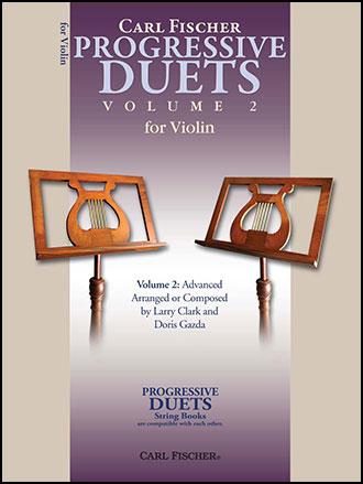 Progressive Duets for Strings #2