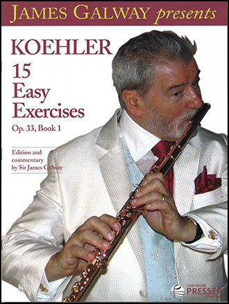 15 Easy Exercises Op. 33 Book 1